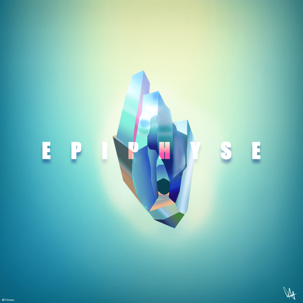 Kristall der Epiphyse